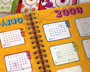 Social media editorial calendar