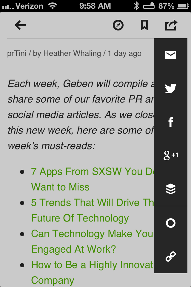 Feedly iPhone2