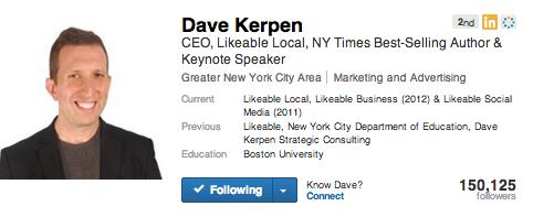 Dave K LI