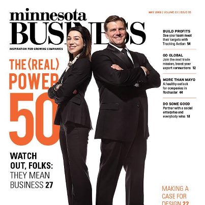 Minnesota Business Lisa Grimm