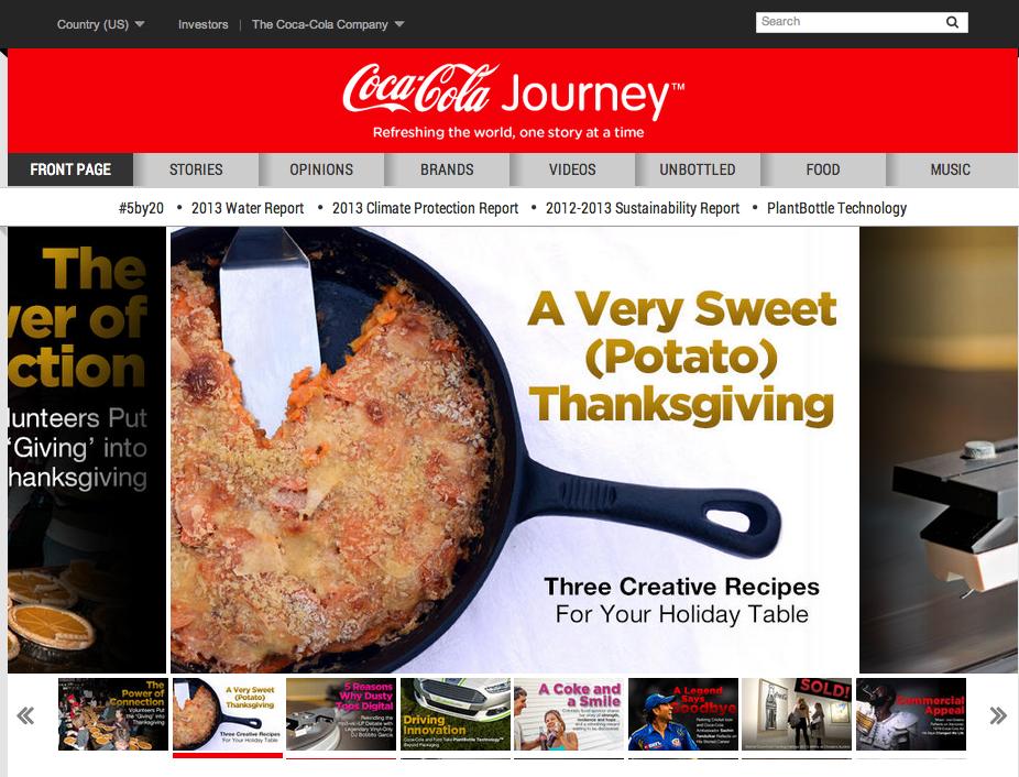 Coke site