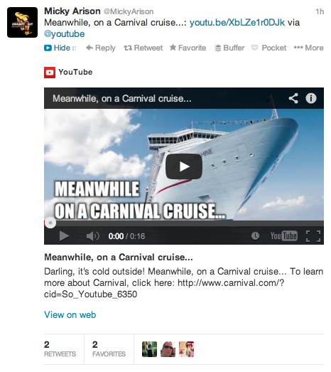 Carnival CEO 3