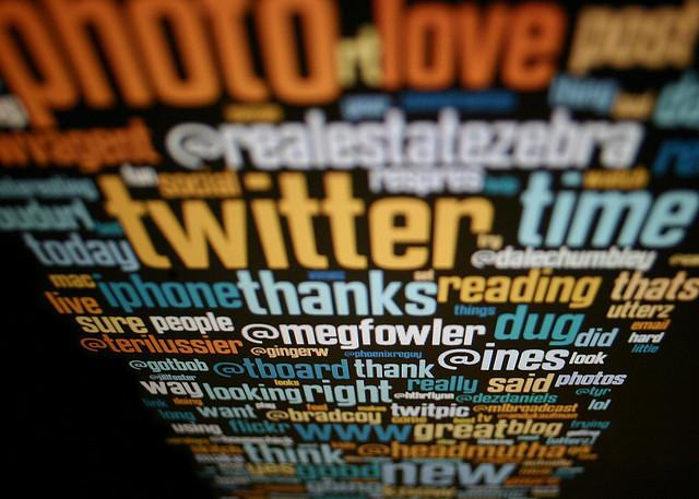 Social media keeping up