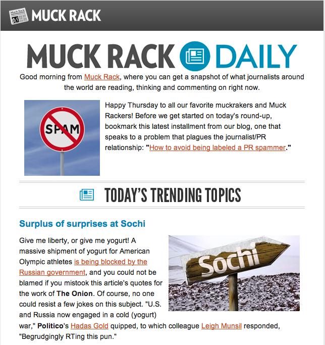 Muck Rack 1