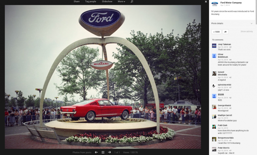Ford G+ 2