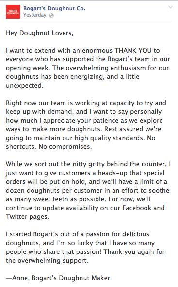 Bogarts FB 1