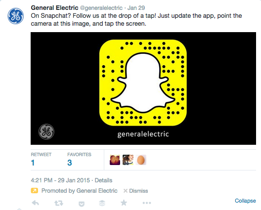Snapchat GE