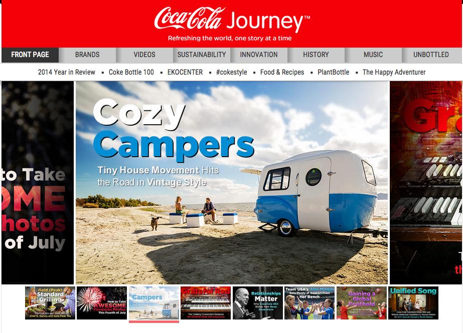 Coke stories