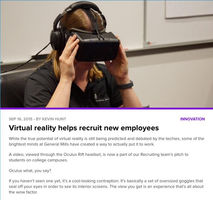 GM VR